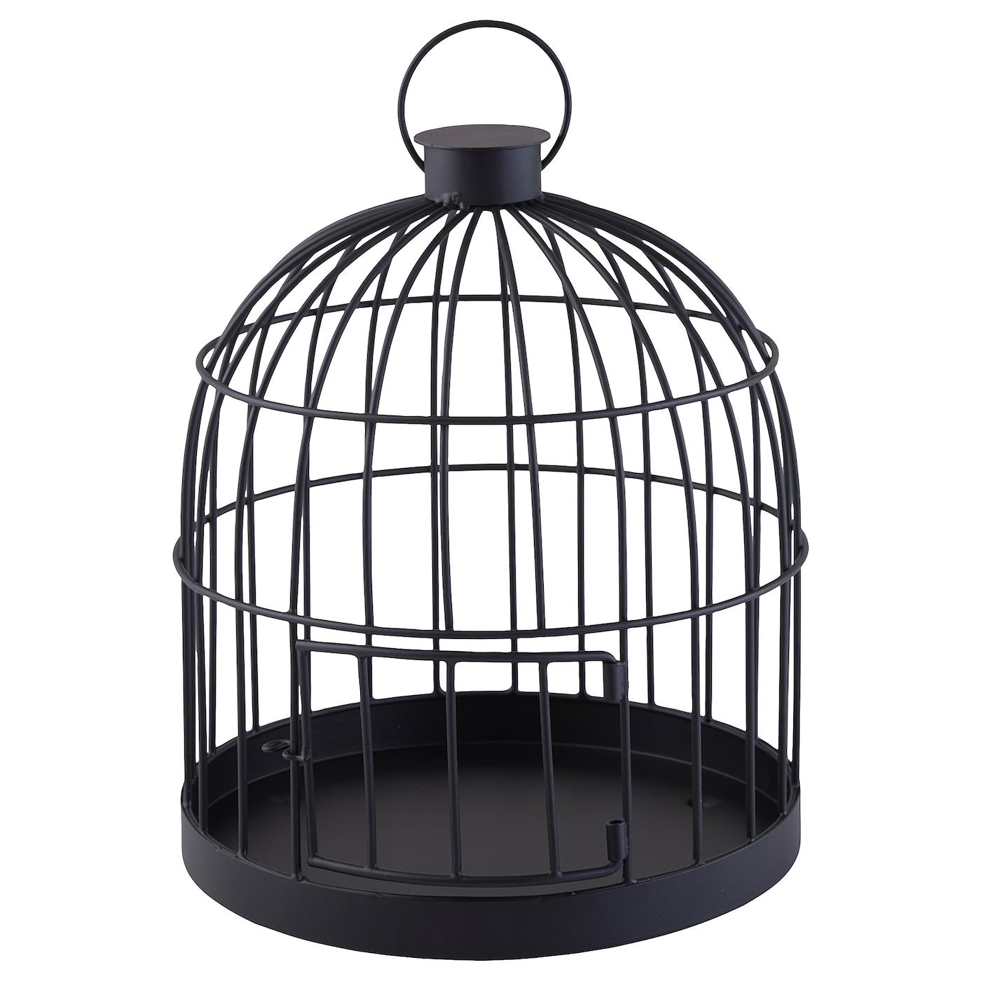 Lindrande Decoration Cage Black Length 8 190 Quot Ikea