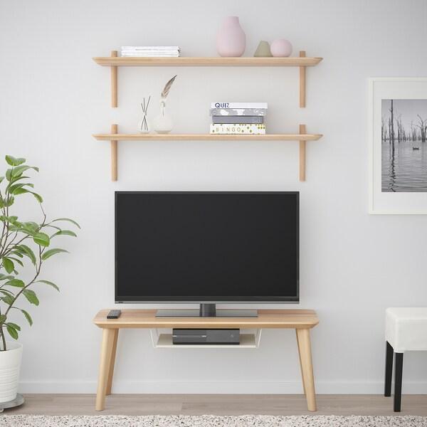 IKEA LISABO Wall shelf combination
