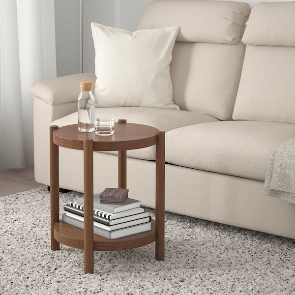 Side Table Listerby Brown