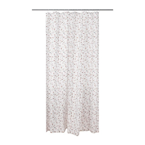 LJUSÖGA Shower curtain - IKEA