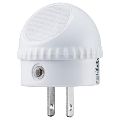 LJUSTER LED night light, white