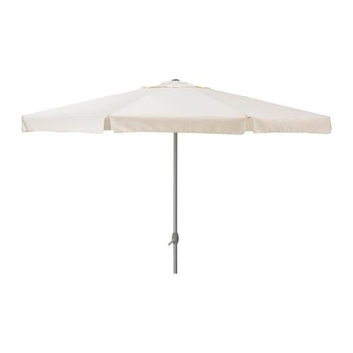 Ljuster umbrella ikea for Ikea ombrelloni