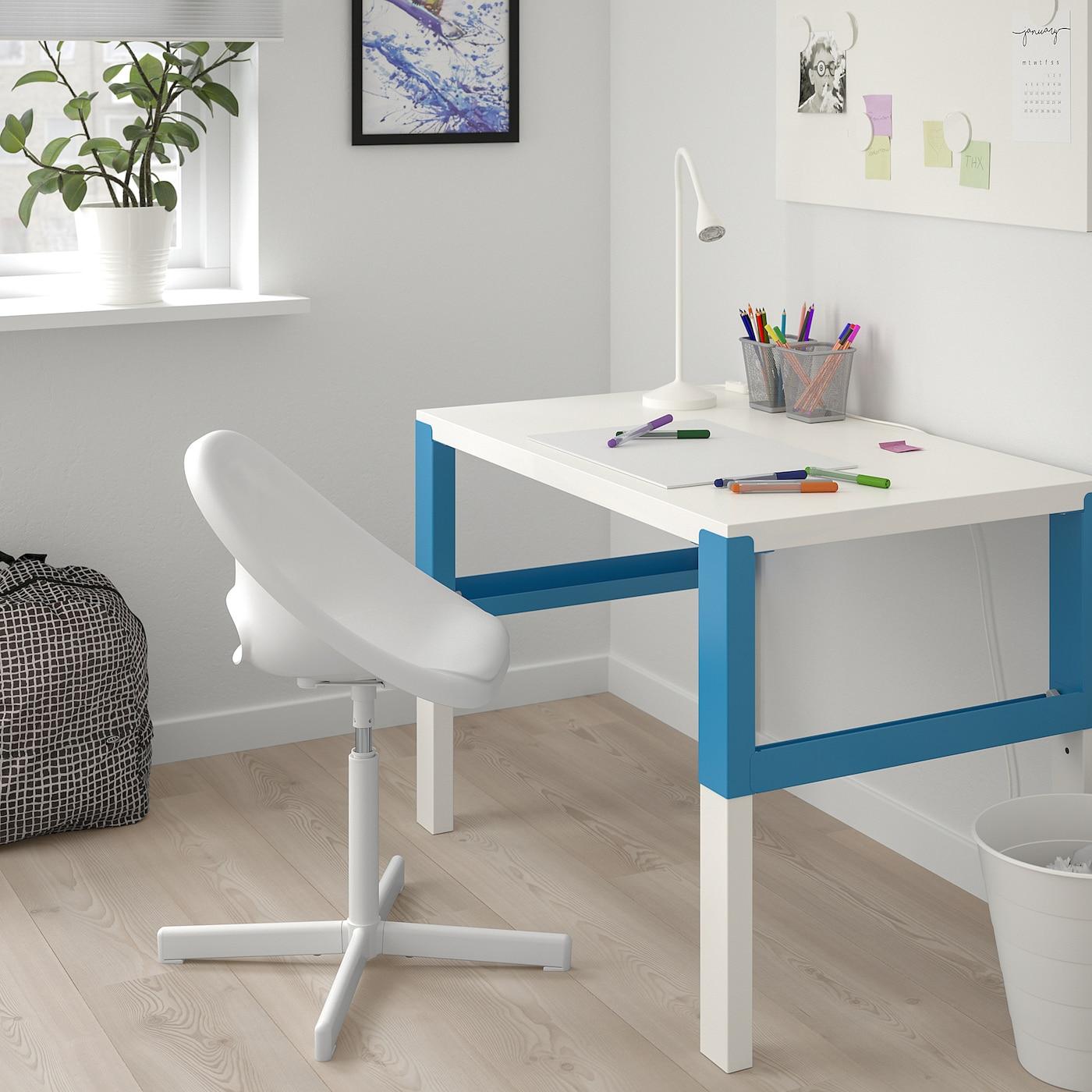 Loberget Sibben Child S Desk Chair White Ikea