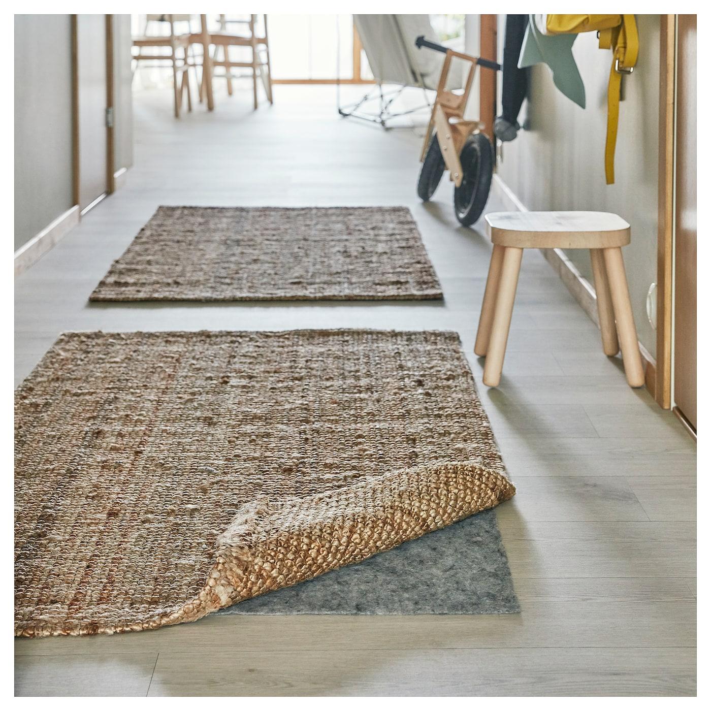 LOHALS Rug, Flatwoven, Natural - IKEA