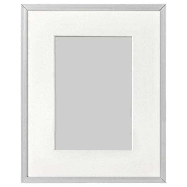 """LOMVIKEN Frame, aluminum, 8x10 """""""