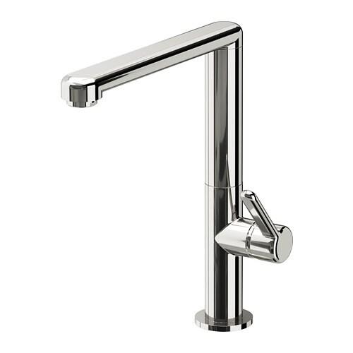 LÖVSKÄR Bath faucet with strainer, chrome plated chrome plated -