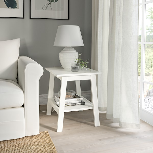 Side Table Lunnarp White
