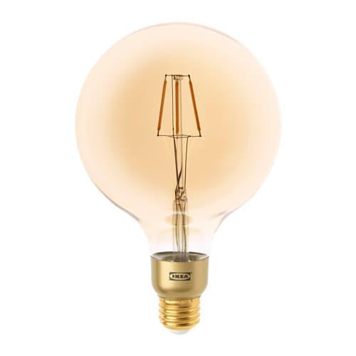 lunnom led bulb e26 400 lumen ikea. Black Bedroom Furniture Sets. Home Design Ideas