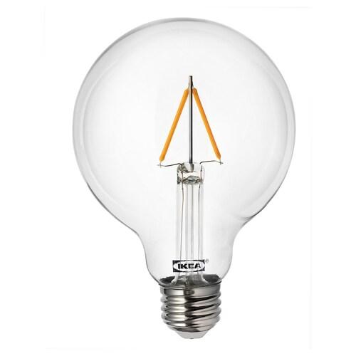 IKEA LUNNOM Led bulb e26 100 lumen