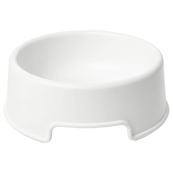 LURVIG Bowl, white, 10 oz