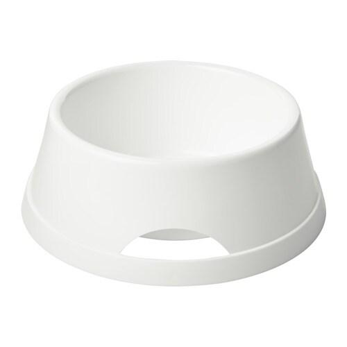 LURVIG Bowl, white white 27 oz