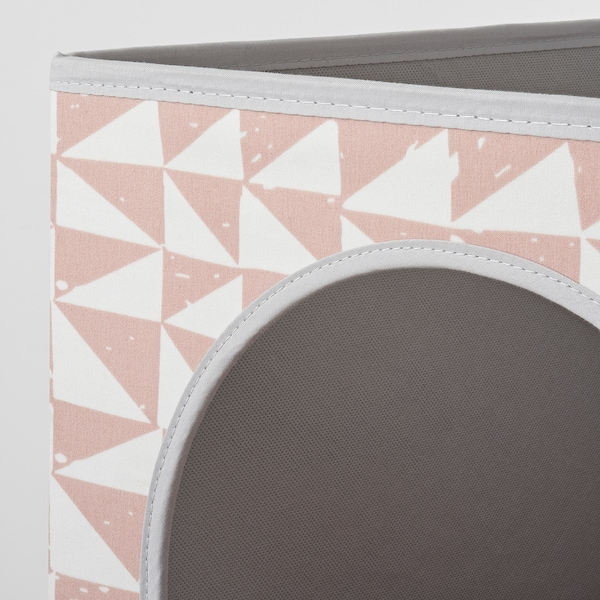 "LURVIG Cat house, pink, 13x15x13 """