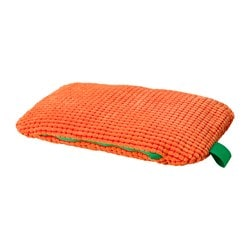 LURVIG cushion, orange