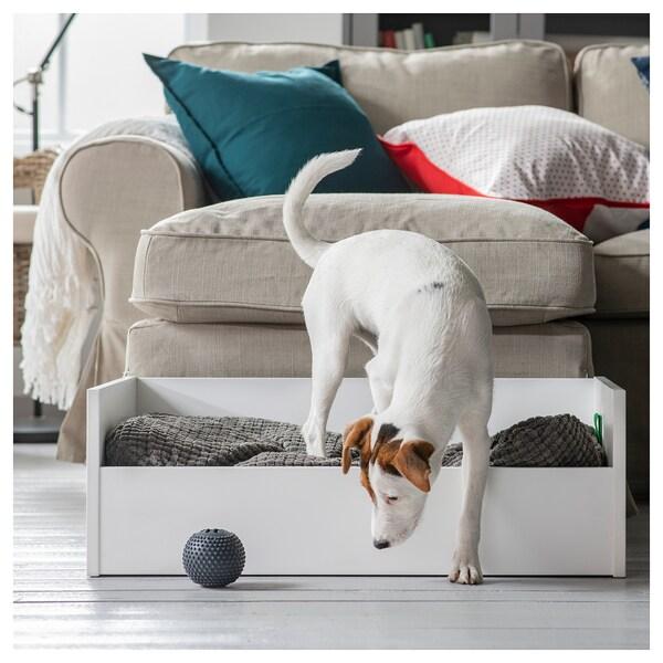 """LURVIG Frame for pet bed, white, 17 ½x27 ¼ """""""