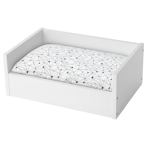 IKEA LURVIG Pet bed with pad