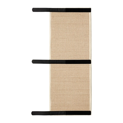 LURVIG Scratching mat, natural