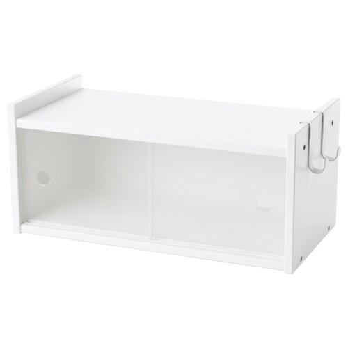 IKEA LURVIG Wall cabinet with sliding doors
