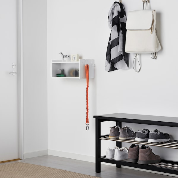Lurvig Wall Cabinet With Sliding Doors