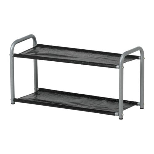 LUSTIFIK Hat/shoe rack IKEA Can be used either as a hat rack or shoe rack; adapt to suit your needs.