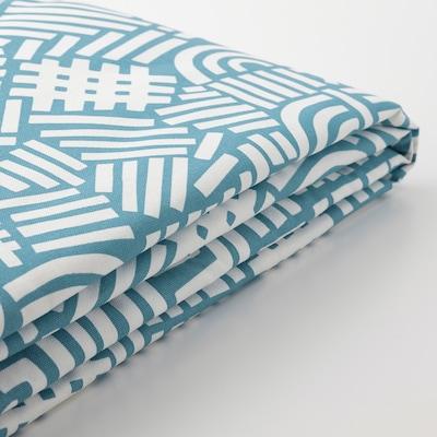 LYCKSELE Cover for sleeper sofa, Tutstad multicolor