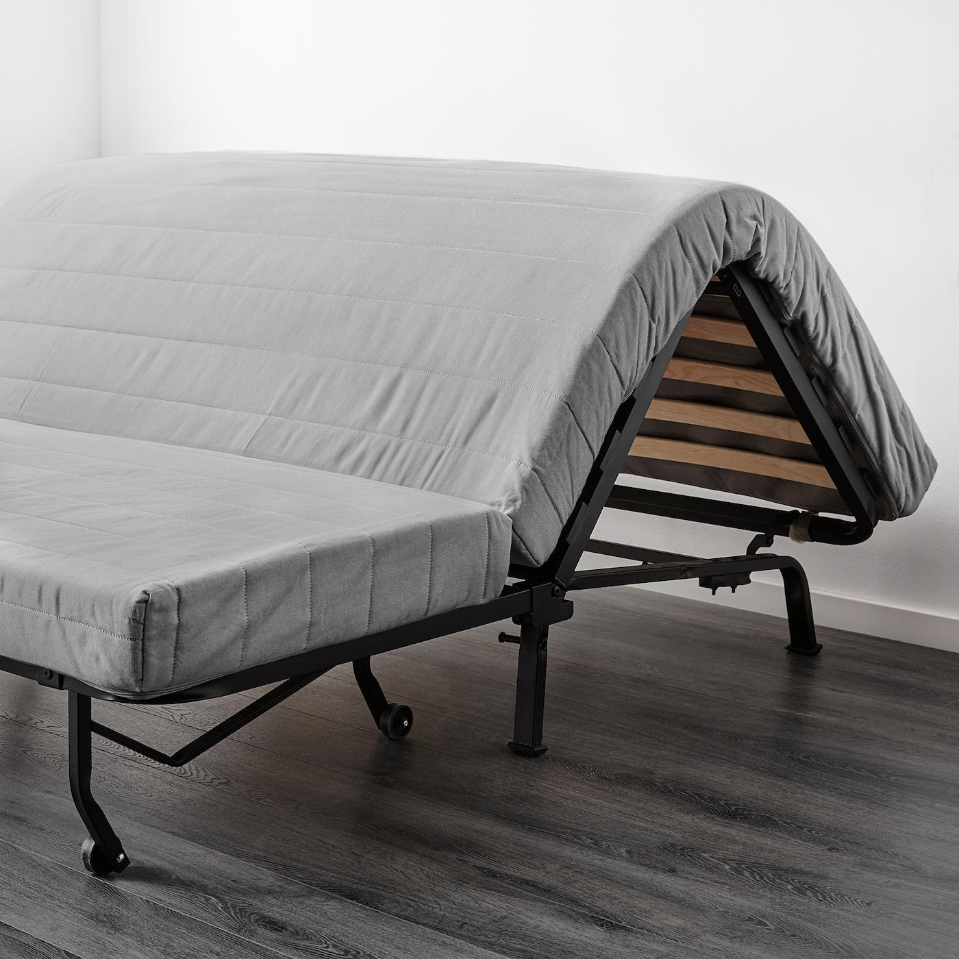 Sleeper Sofa Vallarum Turquoise Ikea