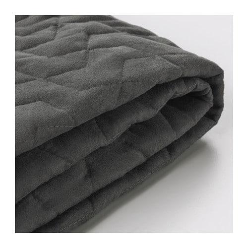 Lycksele Sleeper Sofa Slipcover Vallarum Gray Ikea