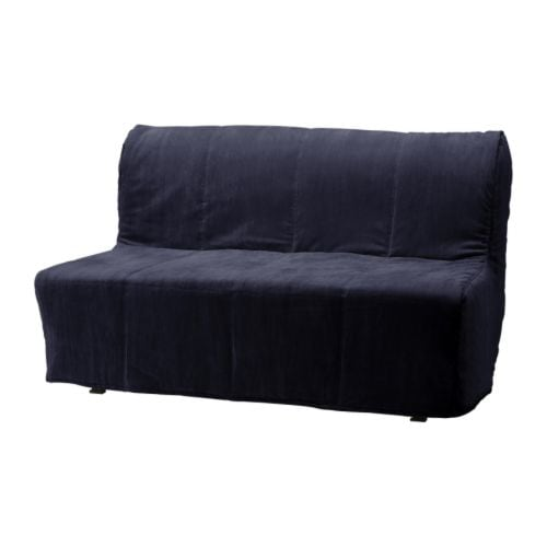 lycksele sofabed slipcover hen n black ikea. Black Bedroom Furniture Sets. Home Design Ideas
