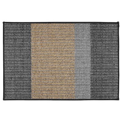"LYNDERUP Door mat, indoor/outdoor multicolor, 2 ' 0 ""x2 ' 11 """