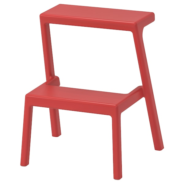 Strange Step Stool Masterby Brown Red Dailytribune Chair Design For Home Dailytribuneorg