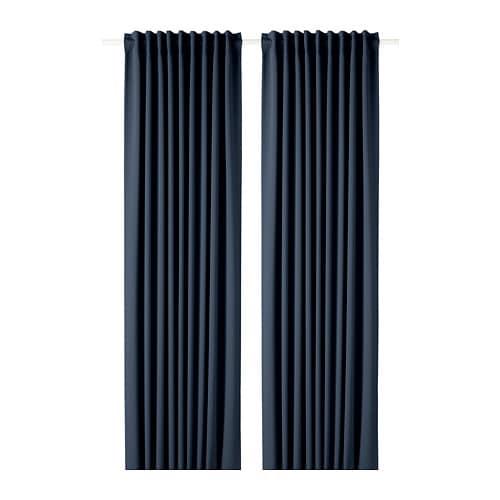 Majgull Blackout Curtains 1 Pair