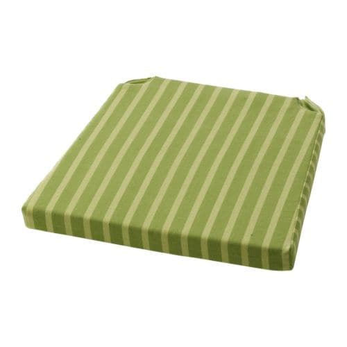majvor chair pad ikea polyurethane foam filling provides great comfort