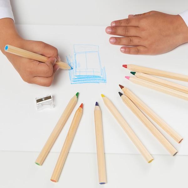 MÅLA Colored pencil, mixed colors