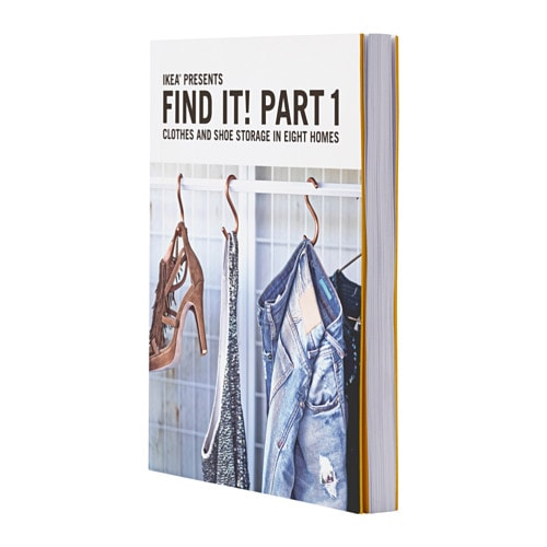 MALM – FIND IT! PART 1. Book