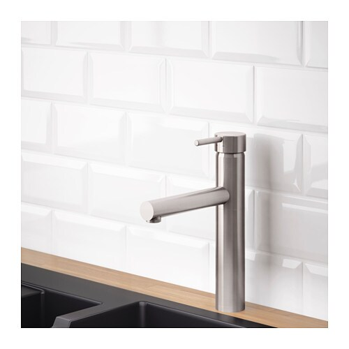 MALMSJÖN Kitchen Faucet IKEA 10 Year Limited Warranty. Read About The Terms  In The