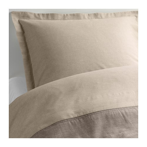 MALOU Duvet cover and pillowsham(s) IKEA