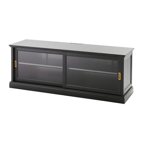 Malsj tv unit with sliding doors ikea - Meuble tv porte coulissante ikea ...