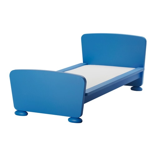 Big boy beds i love on pinterest bunk bed loft beds and for Ikea blue bed