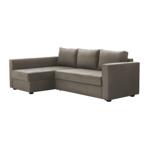 Thinking about the 699 ikea manstad sectional sofa bed for Ikea manstad sofa couch bett