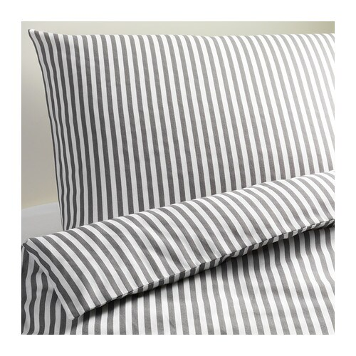 MARGARETA Duvet cover and pillowcase(s) IKEA
