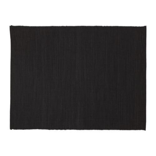 MÄRIT Place mat, black