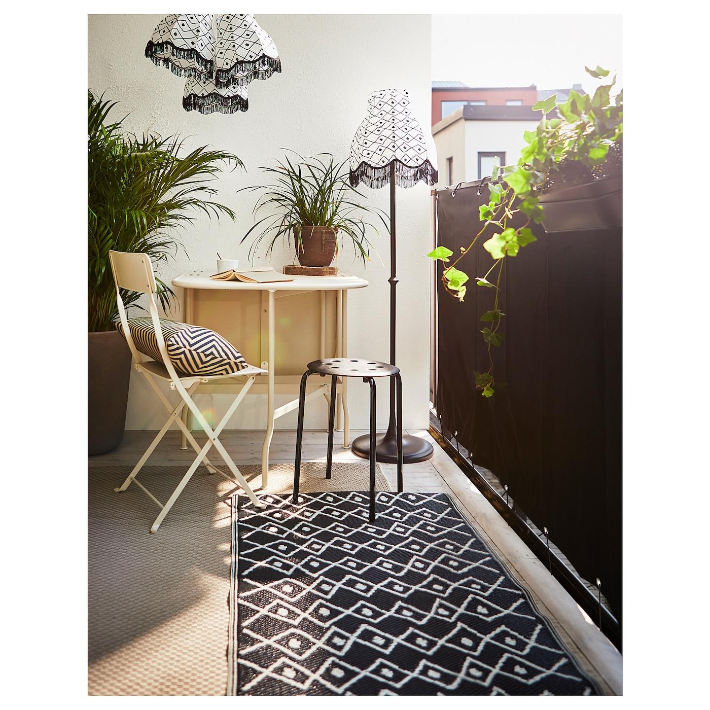 Ikea MARIUS Stool black