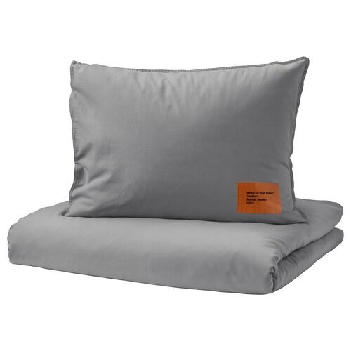 IKEA MARKERAD Duvet cover and pillowcase(s)