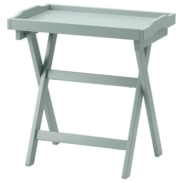 """MARYD tray table green 22 7/8 """" 15 """" 22 7/8 """""""
