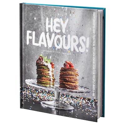 MATVRÅ Book, Hey Flavours!