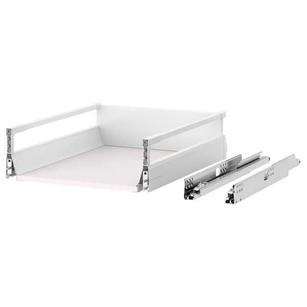 "MAXIMERA Drawer, medium, white, 18x24 """