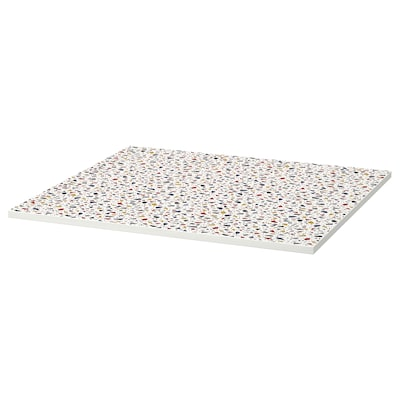 """MELLTORP Tabletop, mosaic patterned, 29 1/2x29 1/2 """""""