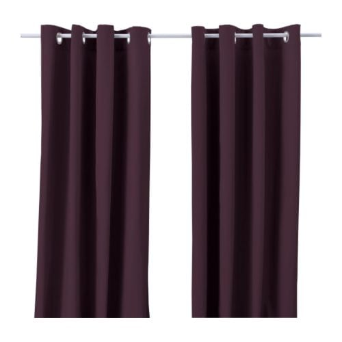 Purple curtains Home & Garden - Compare Prices, Read Reviews and