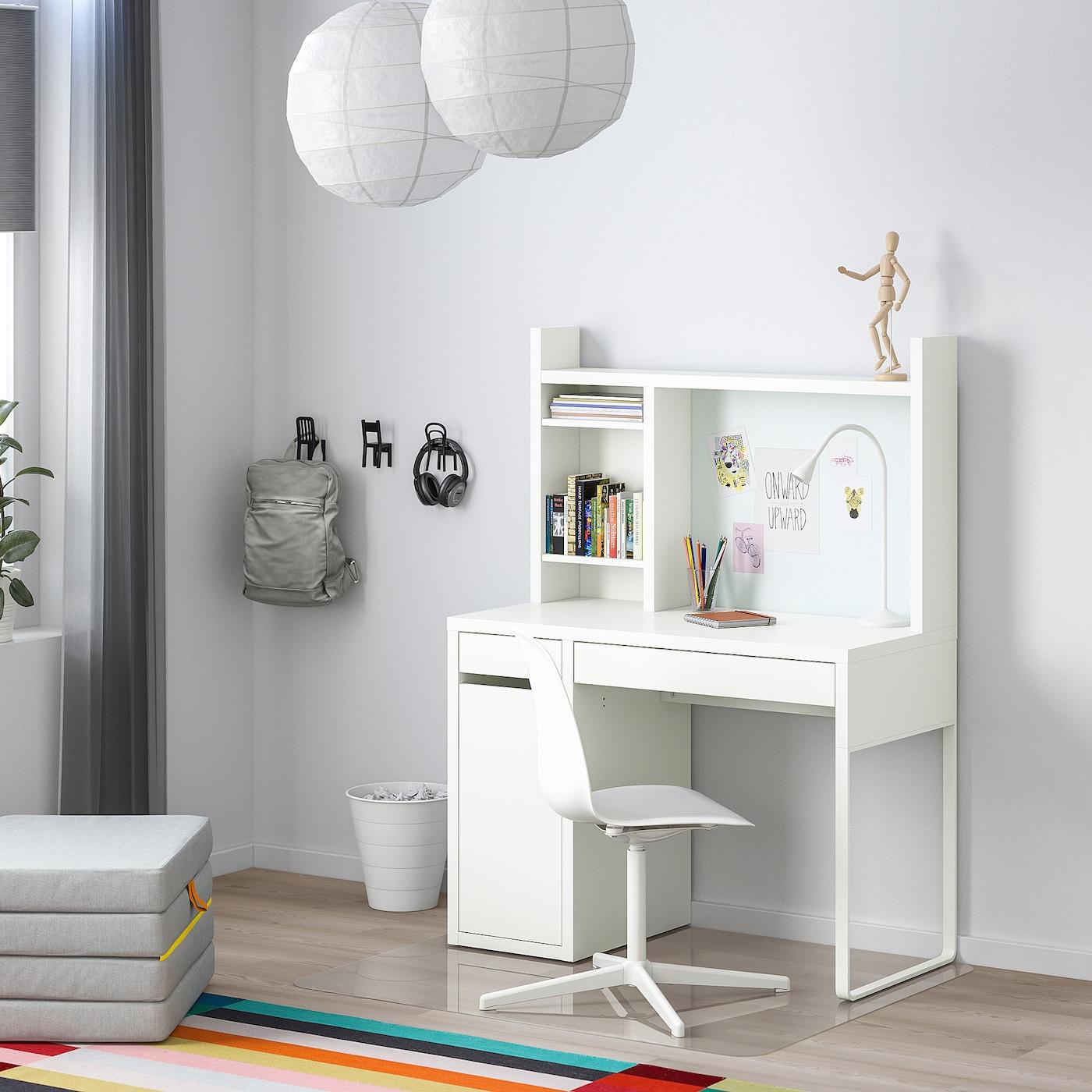 Micke Desk White 41 3 8x19 5 8 Add To Cart Ikea