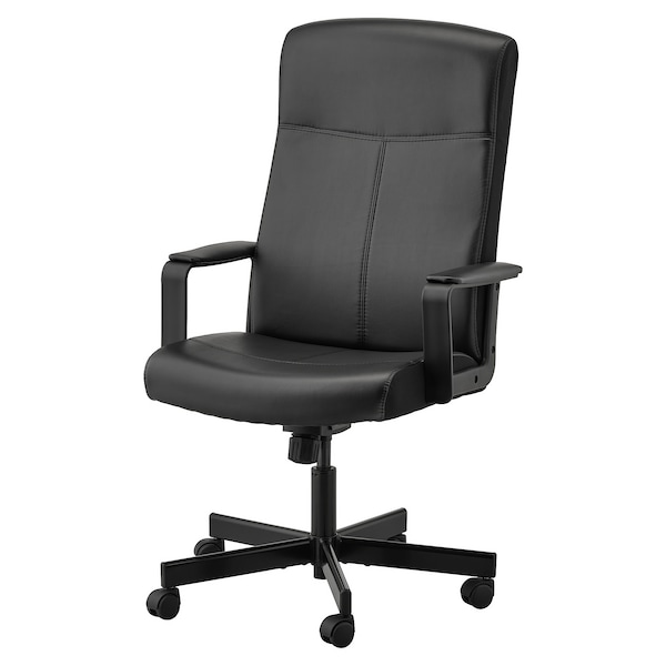 Millberget Swivel Chair Bomstad Black