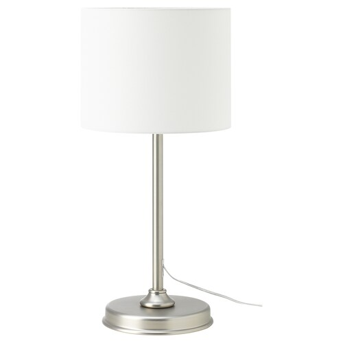 IKEA MILLERYR Table lamp with led bulb